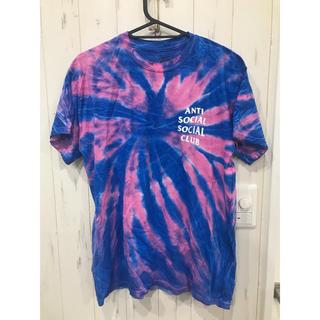 アンチ(ANTI)のアンチソーシャルクラブ Tシャツ M(Tシャツ/カットソー(半袖/袖なし))
