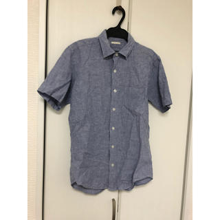 ジーユー(GU)の新品!ジーユー♡ブルーシャツ(シャツ)
