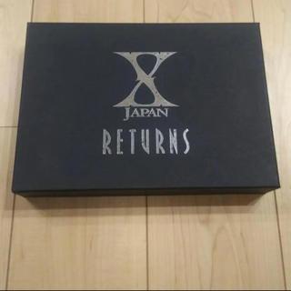 X JAPAN RETURNS DVD完全版BOX