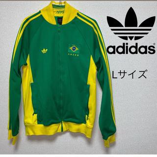アディダス(adidas)のアディダス オリジナルス ジャージ ブラジル代表(ジャージ)