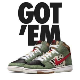 NIKE - NIKE SB DUNK ダンク HI WALK THE DOG 26.5cm
