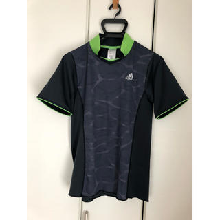 adidas - アディダス♡スポーツTシャツ♡迷彩♡ネイビー