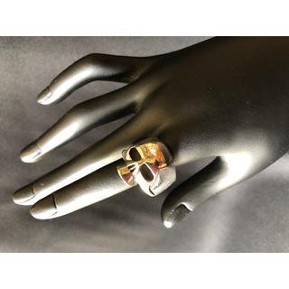 Scull (スカル) Simple Ring(リング(指輪))