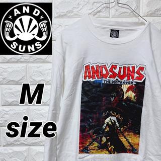 アンドサンズ(ANDSUNS)のANDSUNS アンドサンズ ロンT(Tシャツ/カットソー(七分/長袖))