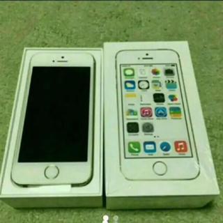 アップル(Apple)の新品 softbank iphone5s 16GB gold(スマートフォン本体)