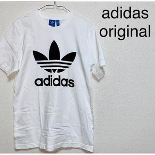 アディダス(adidas)のadidas originals Tシャツ トレフォイルロゴ(Tシャツ/カットソー(半袖/袖なし))