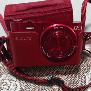 ソニー(SONY)のDSC-WX300  ピンク ソニーデジタルカメラ コンデジ(コンパクトデジタルカメラ)
