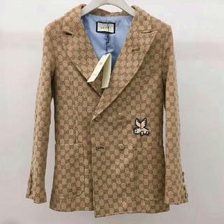 グッチ(Gucci)の新作美品 ♥ Gucci グッチ ジャケット スーツ コート(Gジャン/デニムジャケット)