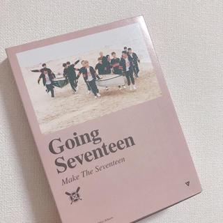 SEVENTEEN - seventeen going seventeen アルバム