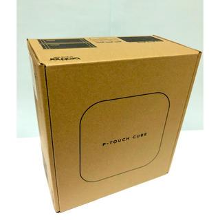 ブラザー(brother)の新品保証付☆ラベルライター ピータッチキューブ PT-P300BT(オフィス用品一般)