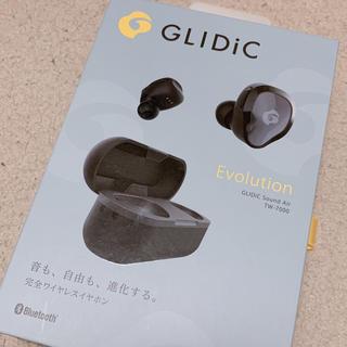 ワイヤレスイヤホン GLIDiC(ヘッドフォン/イヤフォン)