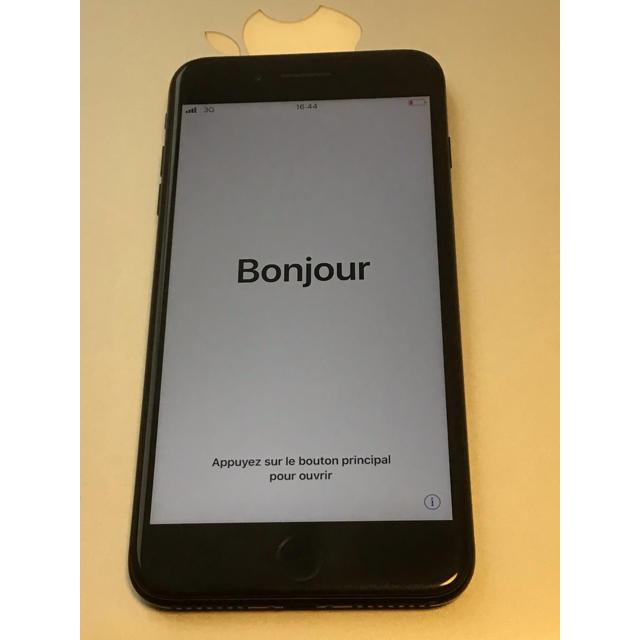 iPhone(アイフォーン)の【1469】iPhone7 plus 128 スマホ/家電/カメラのスマートフォン/携帯電話(スマートフォン本体)の商品写真