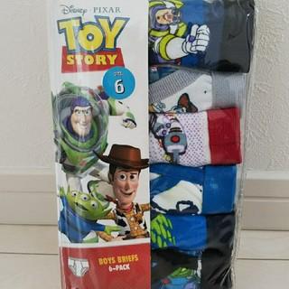 ディズニー(Disney)の新品 トイストーリー パンツ 6枚セット(下着)