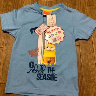 シマムラ(しまむら)の ミニオン Tシャツ 110(Tシャツ/カットソー)