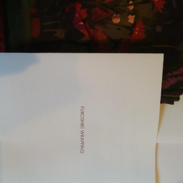 Gucci(グッチ)のグッチ ノベルティ 風呂敷 新品 レディースのレディース その他(その他)の商品写真