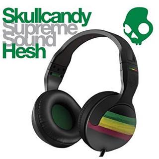 スカルキャンディ(Skullcandy)のSkullcandy HESH ヘッシュ 2.0 Rasta スカルキャンディー(ヘッドフォン/イヤフォン)