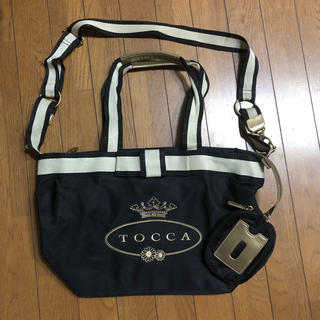 トッカ(TOCCA)のTOCCA トッカ マザーズバッグ トートバッグ(マザーズバッグ)