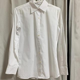 スーツカンパニー(THE SUIT COMPANY)のスーツカンパニー白シャツ(シャツ/ブラウス(長袖/七分))
