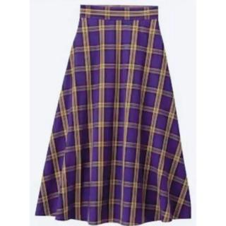 ジーユー(GU)のGU ロングスカート (ロングスカート)