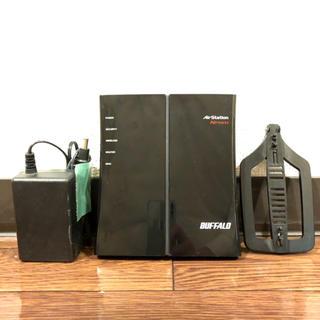 バッファロー(Buffalo)のバッファロー【無線ルーター(Wi-Fi)】WHR-G301N(PC周辺機器)