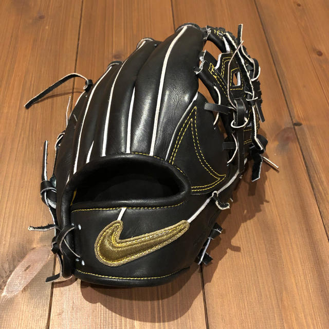NIKE(ナイキ)の軟式 グローブ NIKE SHADO ELITE J 右投げ用 スポーツ/アウトドアの野球(グローブ)の商品写真