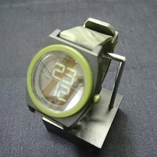 ニクソン(NIXON)のNIXONニクソンTIME TELLER Digiタイムテラーデジ(腕時計(デジタル))