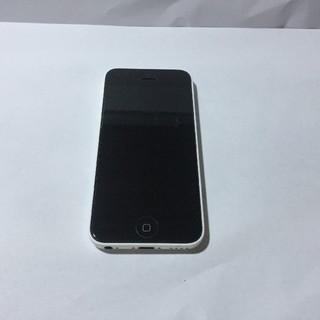 アイフォーン(iPhone)のiPhone5c ホワイト ソフトバンク(スマートフォン本体)