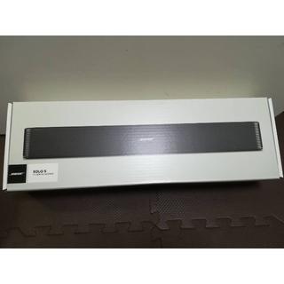 ボーズ(BOSE)のもも様専用【新品未開封】 Bose Solo 5 TV sound system(スピーカー)