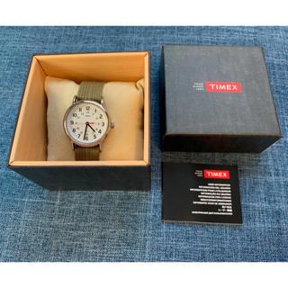 タイメックス(TIMEX)のTIMEX カーキ 38 ユニセックス(腕時計)