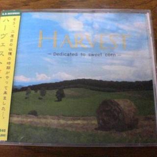 吉田由利子CD「HARVESTハーヴェスト」ピアノインスト 廃盤●(ヒーリング/ニューエイジ)