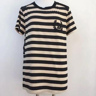 ダブルスタンダードクロージング(DOUBLE STANDARD CLOTHING)のダブルスタンダード ボーダーTシャツ(Tシャツ/カットソー(半袖/袖なし))