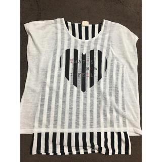 シマムラ(しまむら)のTシャツ 半袖 160cm(Tシャツ/カットソー)