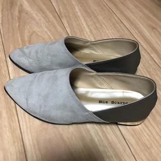 アルカリ(alcali)のアルカリ   パブーシュ(ローファー/革靴)