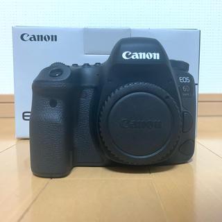 キヤノン(Canon)の【超美品】 Canon EOS 6D Mark Ⅱ(デジタル一眼)