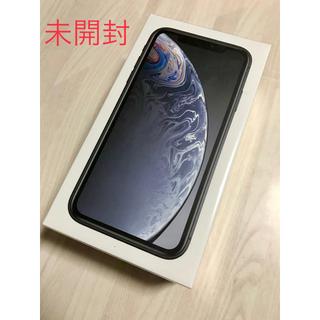アイフォーン(iPhone)のdocomo iPhoneXR 64GB(スマートフォン本体)