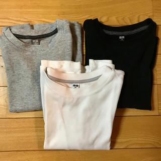 ユニクロ(UNIQLO)のUNIQLO 長袖Tシャツ 110(Tシャツ/カットソー)
