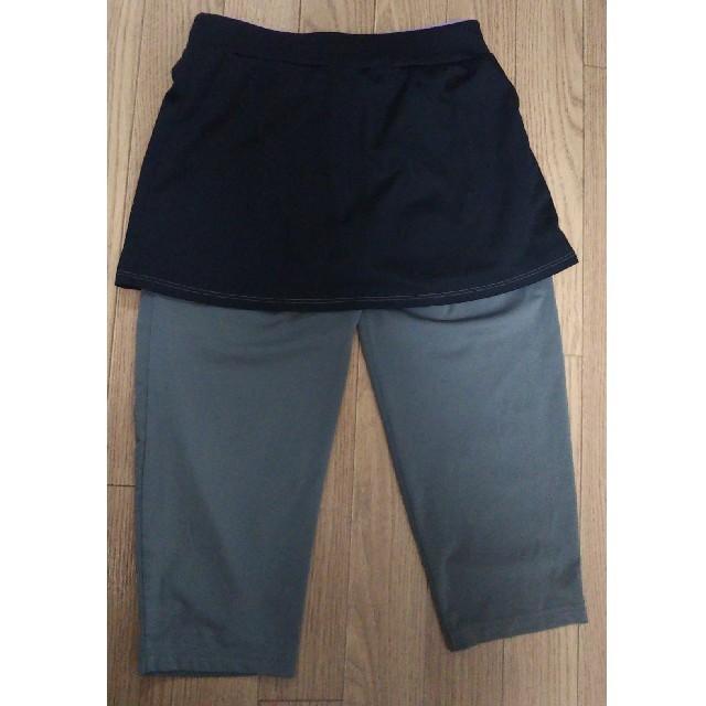 GU(ジーユー)のgu sports スパッツ付き スカート スポーツ/アウトドアのランニング(ウェア)の商品写真