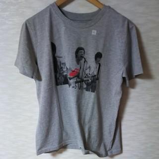 ジーユー(GU)の[新品.未使用]ロックTシャツ(Tシャツ(半袖/袖なし))
