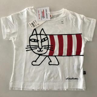ユニクロ(UNIQLO)の新品未使用 ユニクロ リサラーソン Tシャツ 110(Tシャツ/カットソー)