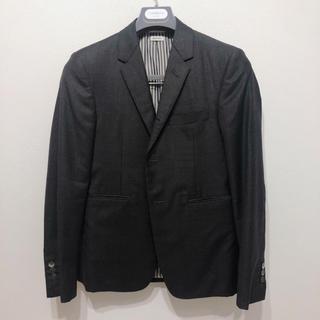 トムブラウン(THOM BROWNE)のトムブラウン Thom Browne セットアップ スーツ グレー 美品 0(セットアップ)