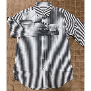 グリーンレーベルリラクシング(green label relaxing)のストライプシャツ(Tシャツ/カットソー(七分/長袖))