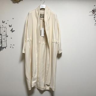 グレースコンチネンタル(GRACE CONTINENTAL)のガウンコート  GRACE CONTINENTAL  服(トレンチコート)
