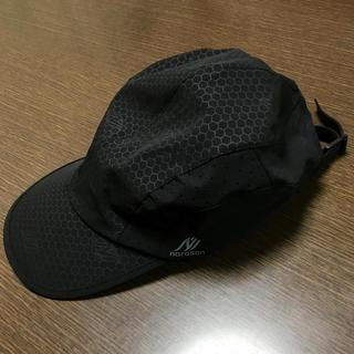 ナイキ(NIKE)の専用 新品 ランニングキャップ 黒 メッシュ素材 速乾吸収 ドライ スポーツ(トレーニング用品)