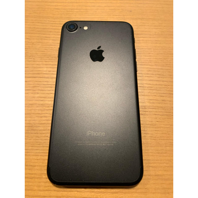 iPhone(アイフォーン)のiPhone7 256GB SIMフリー ジャンク品 スマホ/家電/カメラのスマートフォン/携帯電話(スマートフォン本体)の商品写真