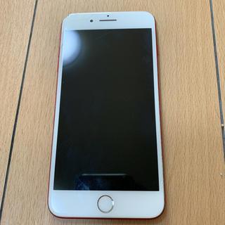 アイフォーン(iPhone)のiphone 7plus 256G ジャンク品(スマートフォン本体)