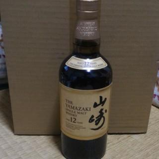 山崎12年 700ml 送料無料(ウイスキー)