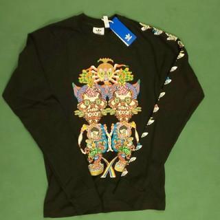 アディダス(adidas)のSサイズadidas 長袖Tシャツ   TANAAMIコラボ  ロンティー (Tシャツ/カットソー(七分/長袖))