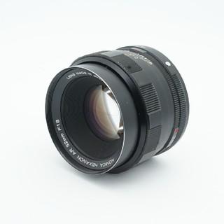 コニカミノルタ(KONICA MINOLTA)の希少オールドレンズ HEXANON 52mm f1.8(レンズ(単焦点))