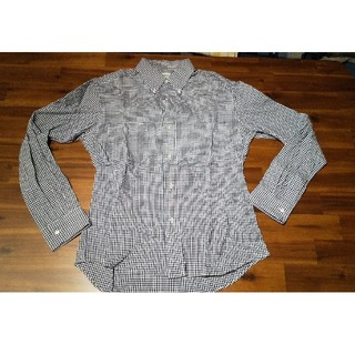 ハリウッドランチマーケット(HOLLYWOOD RANCH MARKET)の美品 H.R.MARKET チェックシャツ(シャツ)