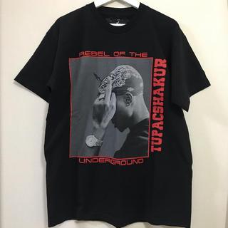 FEAR OF GOD - 希少 2pac x vlone Tシャツ L